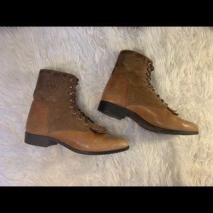 Vintage Ariat Boots